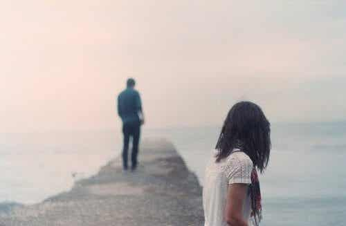 Von der Schwierigkeit, eine Beziehung zu beenden