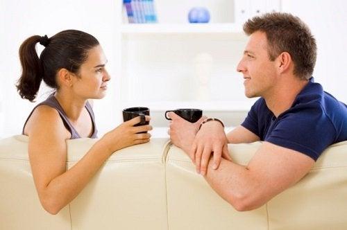 Gesprächsthemen mit Lebenspartner