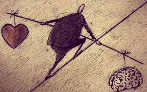 selbstkontrolle-mann-balanciert