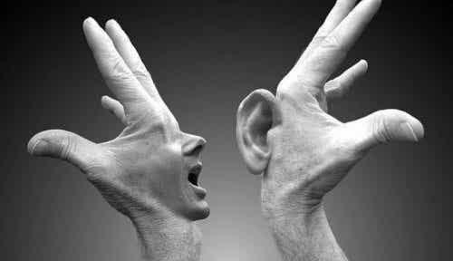 Auch Zuhören muss gelernt sein