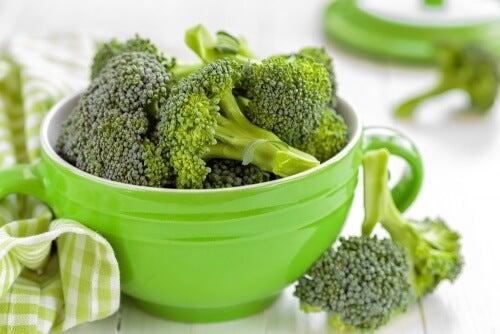 Brokkoli für gesunde Suppen