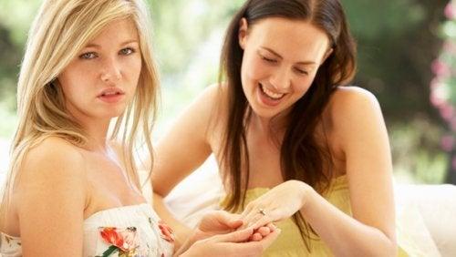 Aufrichtige Freundschaft ist für Frauen wichtig