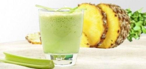 Gurkenshake und andere Getränke zum Abnehmen