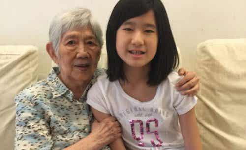 Mädchen entwickelt App für Alzheimer Patienten