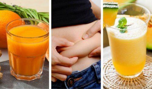 5 Getränke zum Abnehmen und für ein besseres Immunsystem