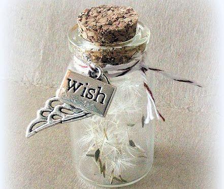 Wünsche und Rituale