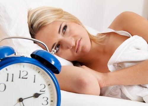 Schlafstörungen als Anzeichen für Verdauungsstörungen