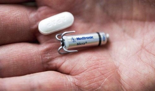 Micra: der mini Herzschrittmacher