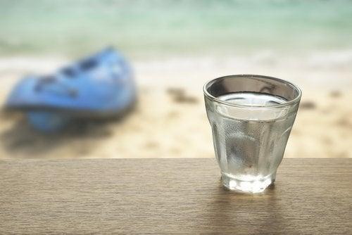 Meerwasser gegen Verstopfung