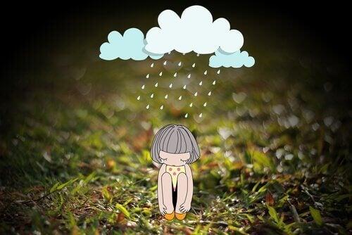 puppe-unter-einer-regenwolke-selbstwertgefuehl