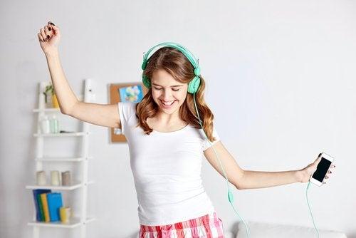 Musik bringt Lebensfreude