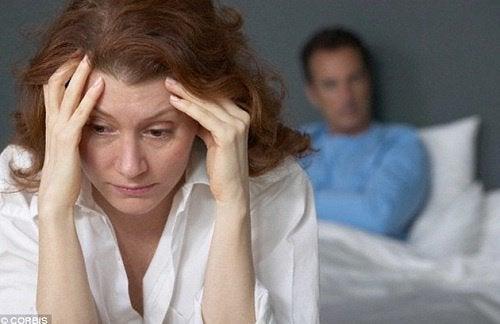 Schlechte Laune und Nervosität durch negative Energie
