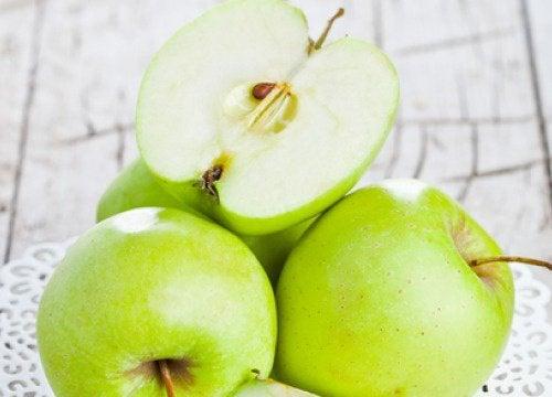 Sind grüne Äpfel gesünder?