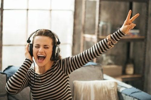 Mit Musik Emotionen freilassen