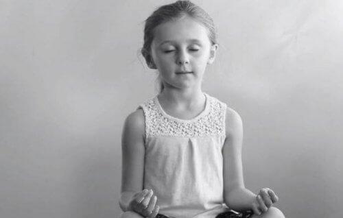 Meditation für Kinder als Alternative zu Strafen