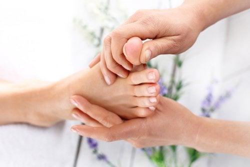 6 Körperzonen, die eine Massage verdienen