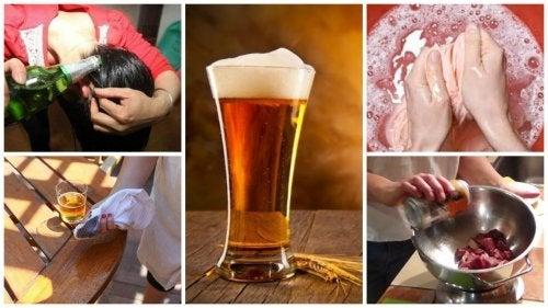 Bier im Haushalt – überraschende Möglichkeiten!