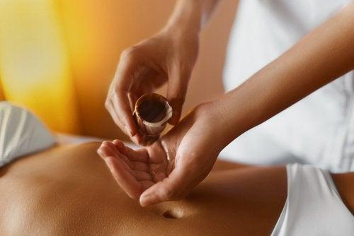 Ganzkörpermassage Massage