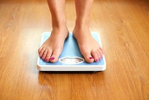 übergewicht periode bleibt aus