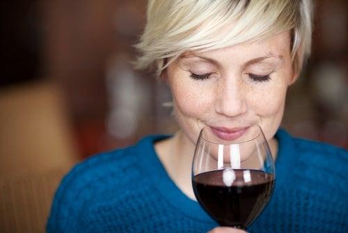 Wein zum Essen trinken?