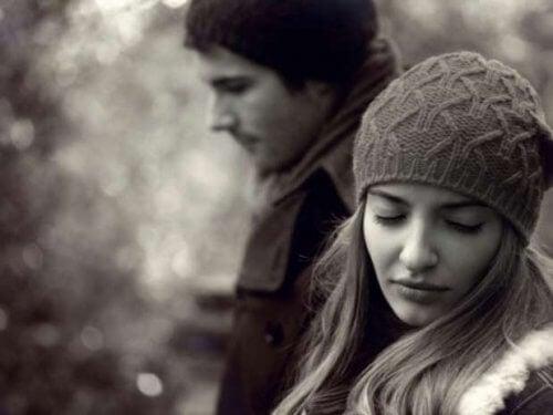 Zerstörerische Beziehung