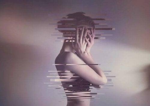 fragmentierte-Frau