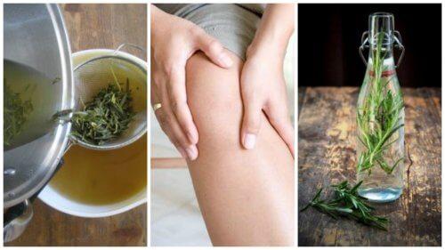 Naturmittel gegen Gelenkschmerzen
