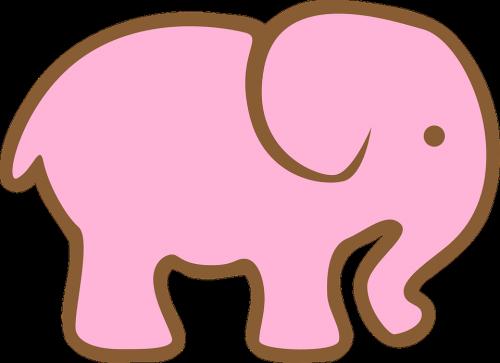 nächtliches aufwachen und rosa elefant
