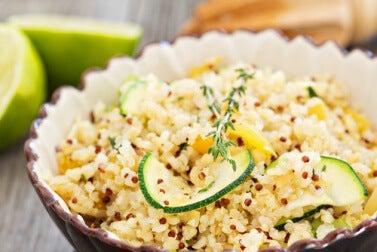 quinoa beschleunigt den stoffwechsel