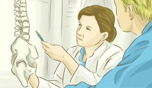 Tipps für eine gesunde Wirbelsäule