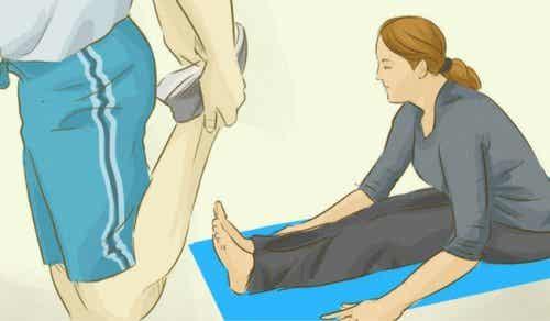 5 Tipps gegen Krämpfe in den Beinen
