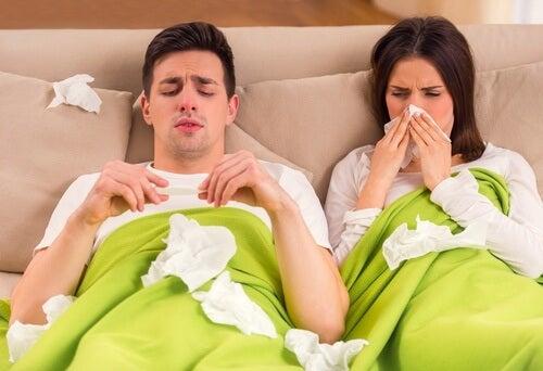 Gewohnheiten, die krank machen