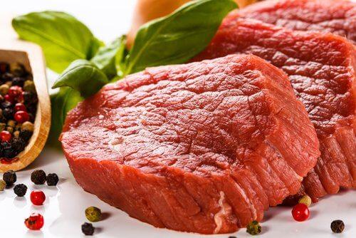Rotfleisch verursacht Körpergeruch