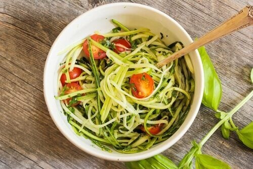 bessere Ernährung für eine gesunde Wirbelsäule