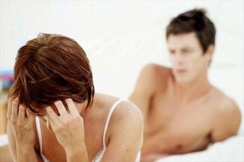 5 Gründe warum Sex nicht zufriedenstellend ist