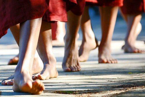 Beim Spaziergang meditieren- wie geht das?