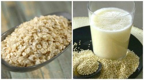 Wie kann man Quinoamilch herstellen?