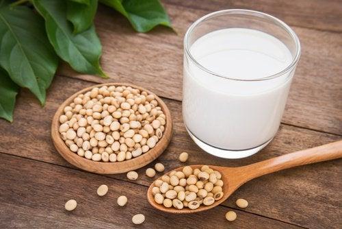 Gesundheitstipps für die Wechseljahre: richtige Ernährung mit Sojamilch