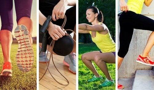 Studie bestätigt: je mehr Sport, desto weniger Energie verbrauchst du