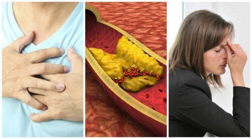 Erhöhter Cholesterinspiegel: 10 Symptome, die du beachten solltest!