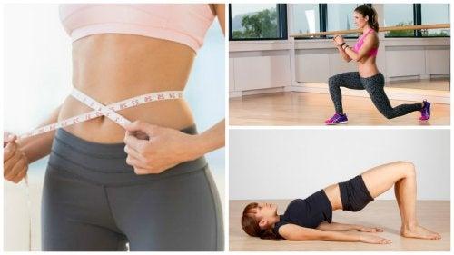 Mit diesen Übungen bekommst du eine schlanke Taille!