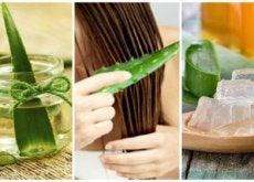 5 Behandlungen mit Aloe Vera
