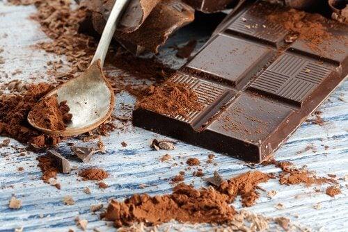 Bitterschokolade gegen niedrigen Blutdruck