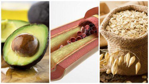 Mit diesen Lebensmitteln bekommst du zu hohe Triglycerid-Werte in den Griff!