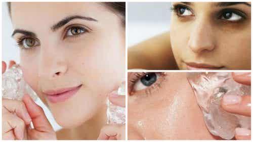 7 Vorteile davon, Eiswürfel auf deiner Haut anzuwenden