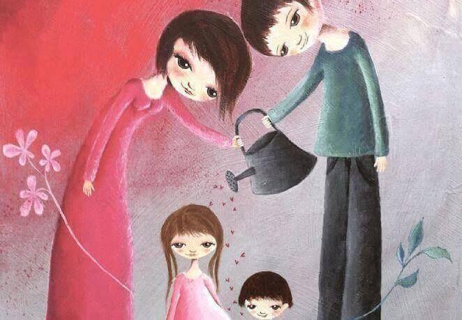 Erziehen heißt, Kinder ihren eigenen Weg finden lassen