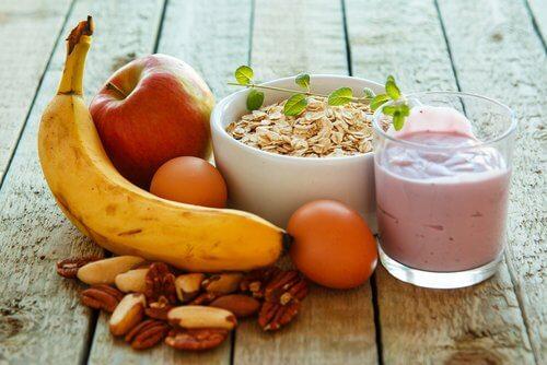 Lebensmittel für mehr Energie am Morgen