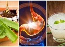 Gastritis mit diesem natürlichen Heilmittel bekämpfen