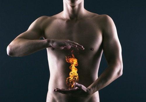 Gastritissymptome