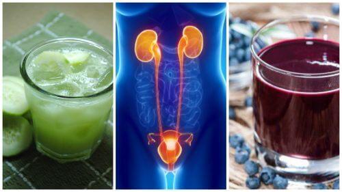 Du hast eine Harnwegsinfektion? Bekämpfe sie mit diesen 5 heilenden Getränken